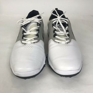 Nike Explorer SL Mens Golf Shoes Spikeless White
